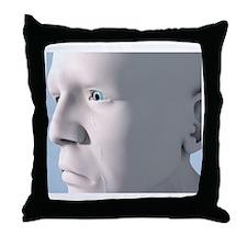 Depression, artwork Throw Pillow