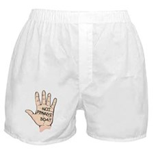 """""""Not Penny's Boat"""" - LOST Boxer Shorts"""