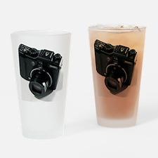 Digital camera Drinking Glass