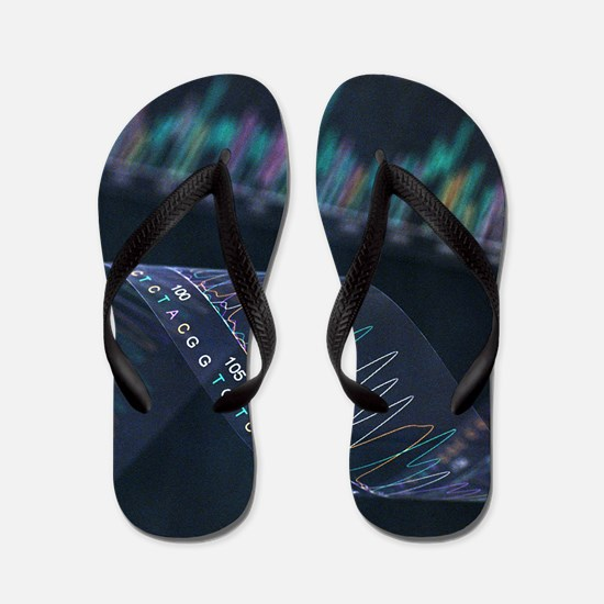 DNA analysis Flip Flops