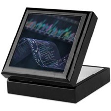 DNA analysis Keepsake Box