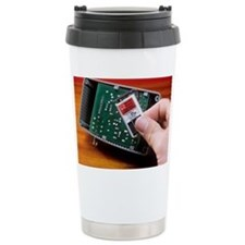 Rechargeable battery Travel Mug