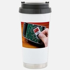 Rechargeable battery Travel Mug