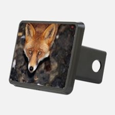 Red fox Hitch Cover
