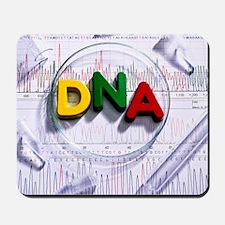 DNA analysis Mousepad