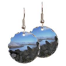 Geothermal reykjanes Earring