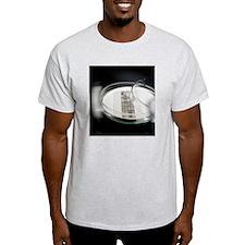 DNA autoradiogram T-Shirt
