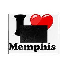 I Heart Love Memphis Picture Frame
