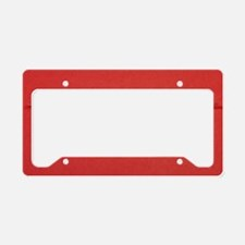 Reed switch License Plate Holder
