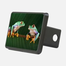 Red-eyed tree frogs Hitch Cover