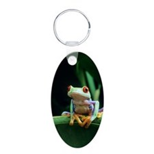 Red-eyed tree frog Keychains