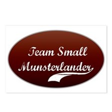 Team Munsterlander Postcards (Package of 8)