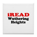 iREAD Wuthering Heights Tile Coaster