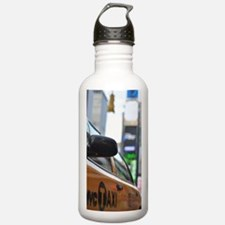 NYC Taxi Water Bottle