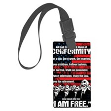 United States of Conformity Luggage Tag