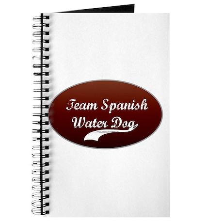 Team Water Dog Journal