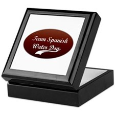 Team Water Dog Keepsake Box