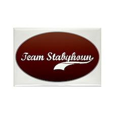 Team Stabyhoun Rectangle Magnet