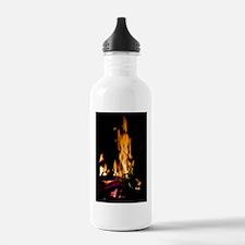 060912-15  FIRE DANCER Water Bottle