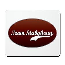 Team Stabyhoun Mousepad