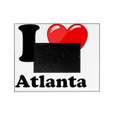 I Heart Love Atlanta Picture Frame