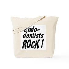 Endodontists Rock ! Tote Bag