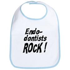 Endodontists Rock ! Bib