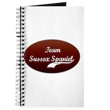 Team Sussex Journal