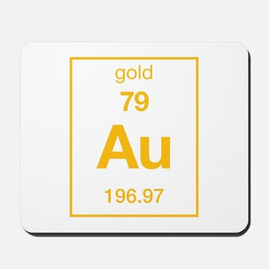 Gold Mousepad