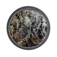 Simply Marble Wall Clock