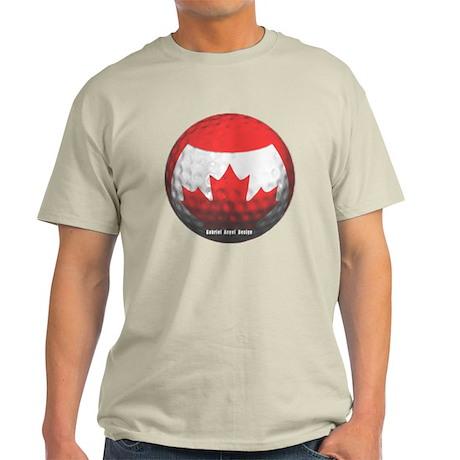 Canadian Golf Light T-Shirt