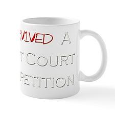 Competitor Mug