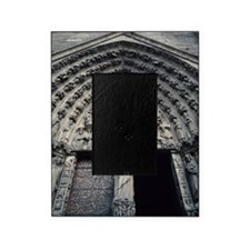 Ancient cathedral entrance Picture Frame