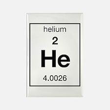Helium Rectangle Magnet