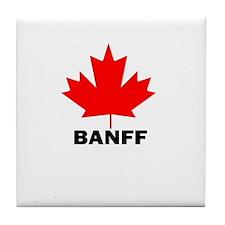 Cute Vancouver Tile Coaster