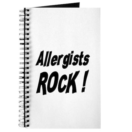 Allergists Rock ! Journal