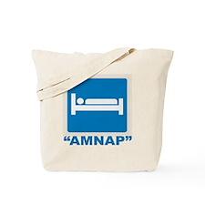 AMNAP Tote Bag