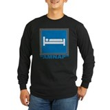 Amnap Long Sleeve Dark T-Shirts