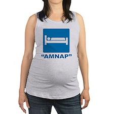 AMNAP Maternity Tank Top