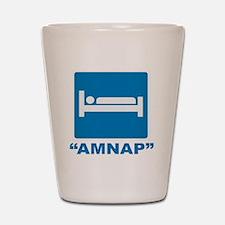 AMNAP Shot Glass