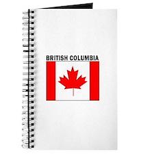 Cute British columbia Journal