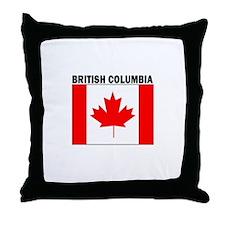 Cute Canadian Throw Pillow