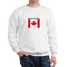 Cute British columbia Sweatshirt