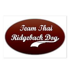 Team Ridgeback Postcards (Package of 8)