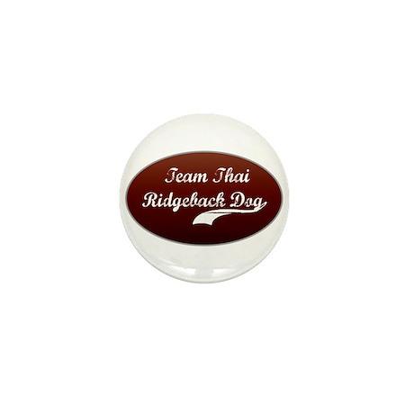 Team Ridgeback Mini Button