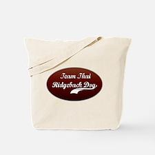 Team Ridgeback Tote Bag