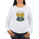Wish You Were Beer Women's Long Sleeve T-Shirt