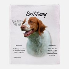 Brittany Throw Blanket