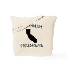 Ermahgerd! Cerlerferner (CA) Tote Bag