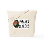 Pysanka Artist Tote Bag